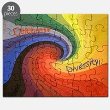 Diversity square Puzzle