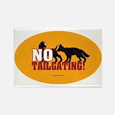 OTG 3 No tlgtg dogs Rectangle Magnet
