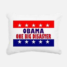 RectangleStickerObamaOne Rectangular Canvas Pillow