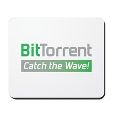 Catch the Wave Mousepad
