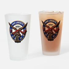 LIB3-D.gif Drinking Glass