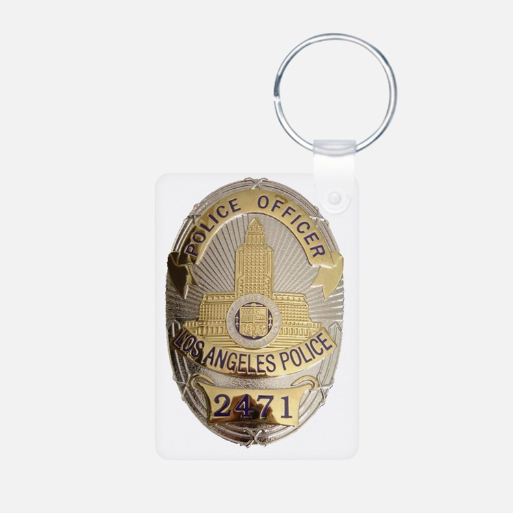 LAPD3 Keychains