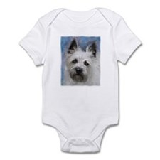 Cute Cairn Infant Bodysuit