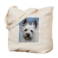 Unique Cairn terrier Tote Bag