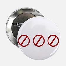 """eqinfideldark 2.25"""" Button"""