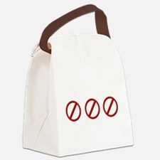 eqinfideldark Canvas Lunch Bag