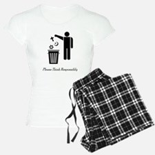 litterthink2 Pajamas
