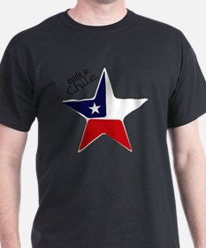 Made in Chile Star T-Shirt