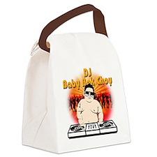 BabyBokChoy Canvas Lunch Bag