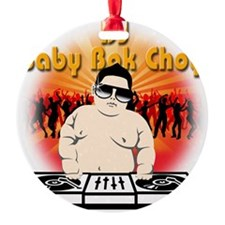 BabyBokChoy Ornament