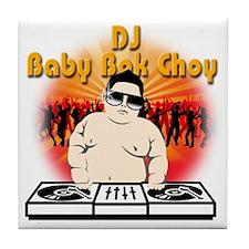 BabyBokChoy Tile Coaster