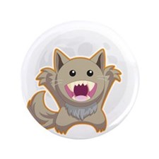 "werewolf 3.5"" Button"