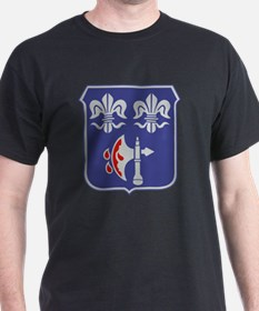 272nd Infantry Regiment Patch T-Shirt