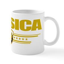 Corsica (Flag 10) pocket Mug