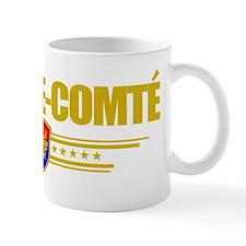 Franche-Comte (Flag 10) pocket Mug