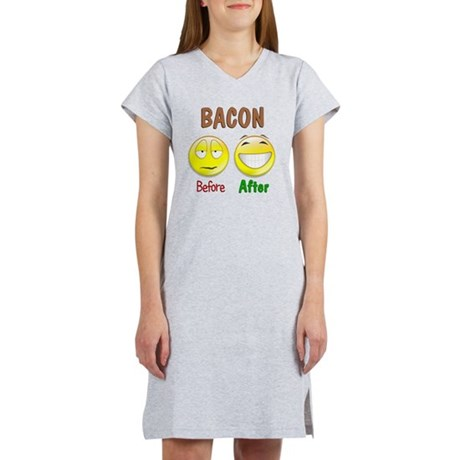 newbacon Women's Nightshirt