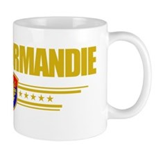 Haute-Normandie (Flag 10) pocket Mug