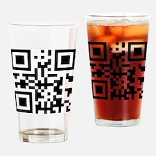 innocent_qr Drinking Glass