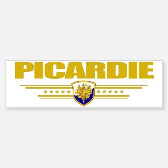 Picardie (Flag 10) pocket Sticker (Bumper)