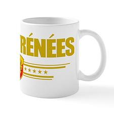 Midi-Pyrenees (Flag 10) pocket Mug