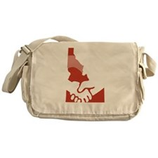 idaho-love-W Messenger Bag