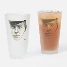 RED BARON Drinking Glass