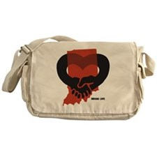 Indiana-love-B Messenger Bag