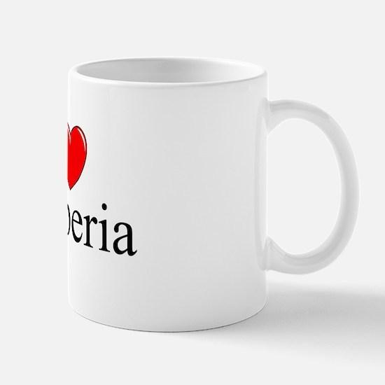 """I Love Hesperia"" Mug"