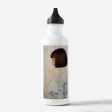 Gustav_Klimt_Portrait_ Water Bottle