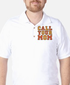 call your mom pillow T-Shirt