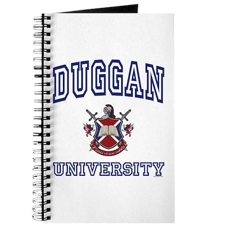 DUGGAN University Journal