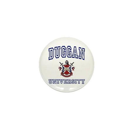 DUGGAN University Mini Button (10 pack)