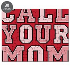 call your mom pillow Puzzle