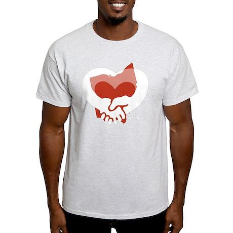 ohio-love-W Light T-Shirt