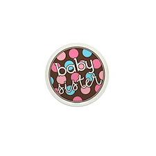 BabySister01 Mini Button