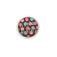 LittleSister01 Mini Button