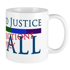 Justice For All T-Shirt Mug