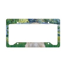 LIC-Bridge-ShihTzu-P License Plate Holder