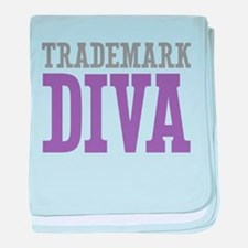 Trademark DIVA baby blanket