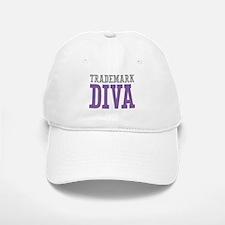 Trademark DIVA Baseball Baseball Cap
