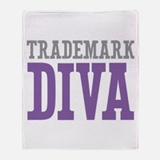 Trademark DIVA Throw Blanket