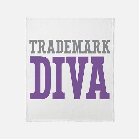 Trademark DIVA Throw Blanket