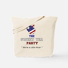 1 TEA APPLE_edited-1 Tote Bag