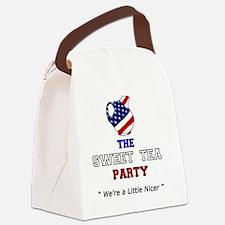 1 TEA APPLE_edited-1 Canvas Lunch Bag