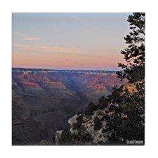 10x10_canyon-tote Tile Coaster