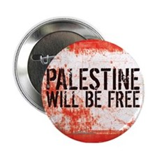 Free Palestine Button