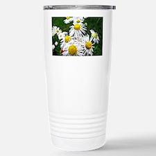 Daisy Fleabanes Travel Mug