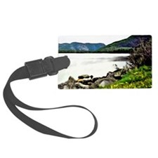 Scenic Newfoundland Luggage Tag