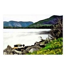 Scenic Newfoundland Postcards (Package of 8)