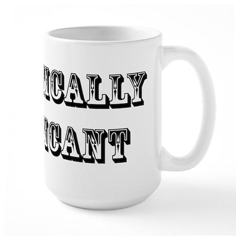 Statistically Significant Large Mug